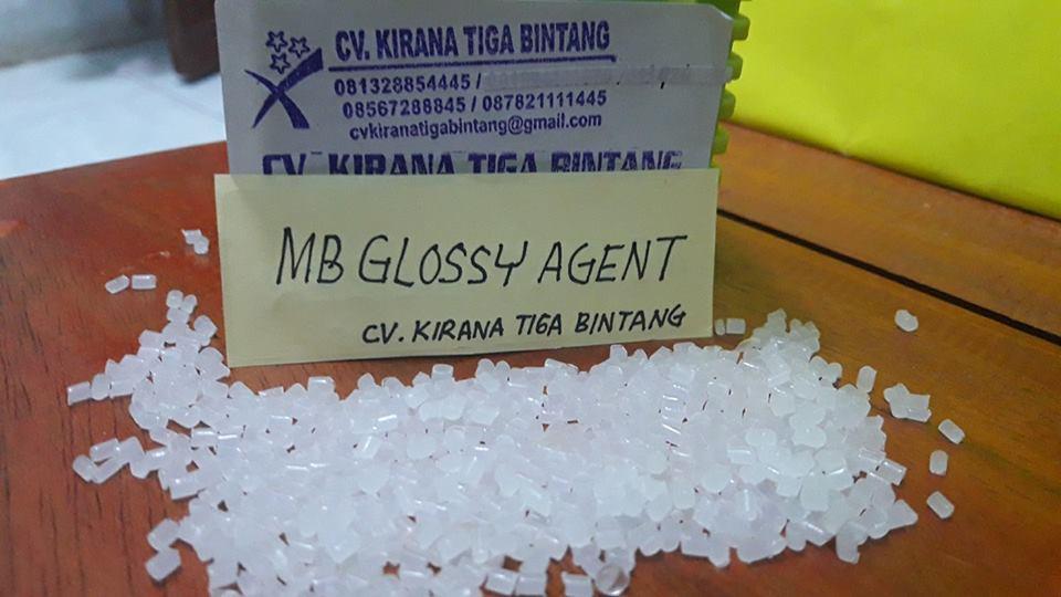 MB GLOSSY AGENT PENGKILAP PLASTIK